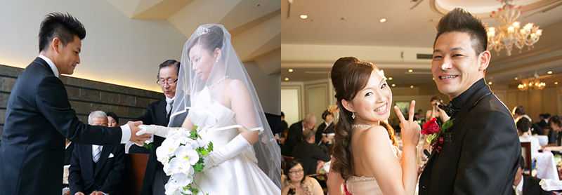 5.結婚式当日