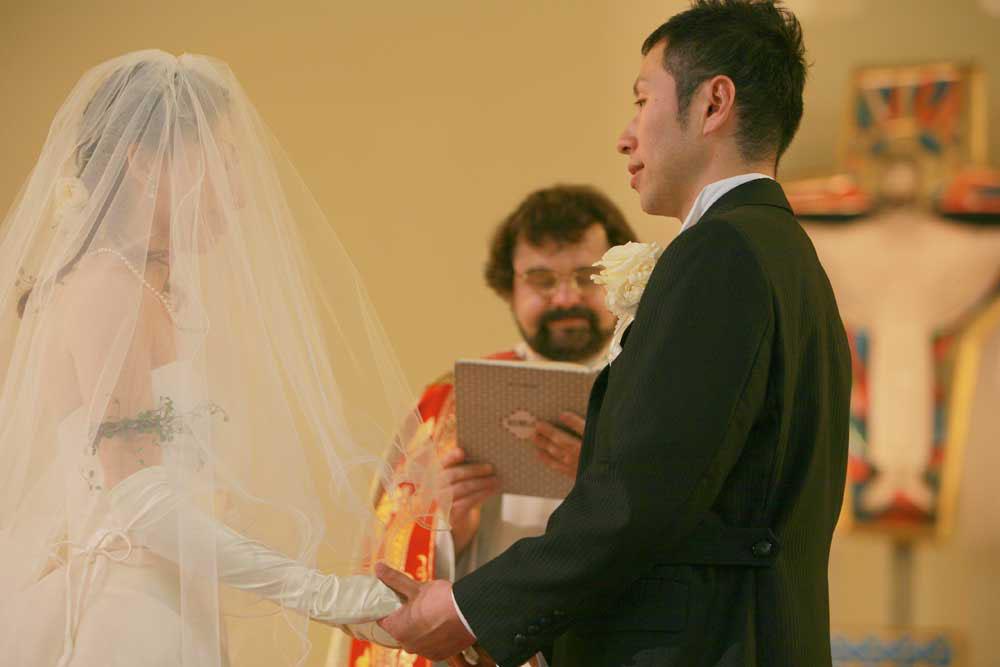 南山教会結婚式