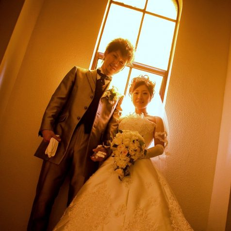 カトリック城北橋教会 結婚式