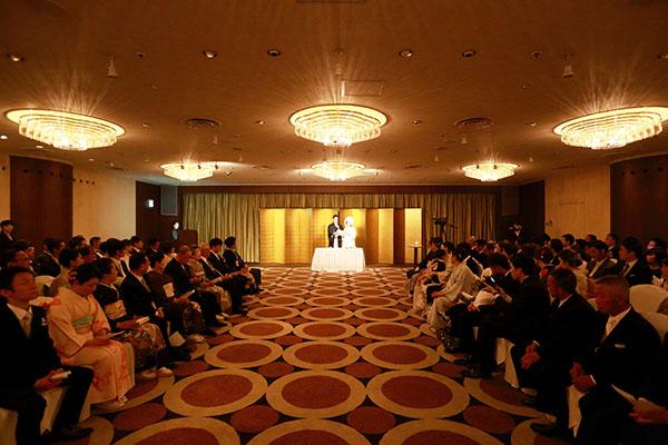 結婚式 いとむすび 和婚 白無垢 紋付 招待客