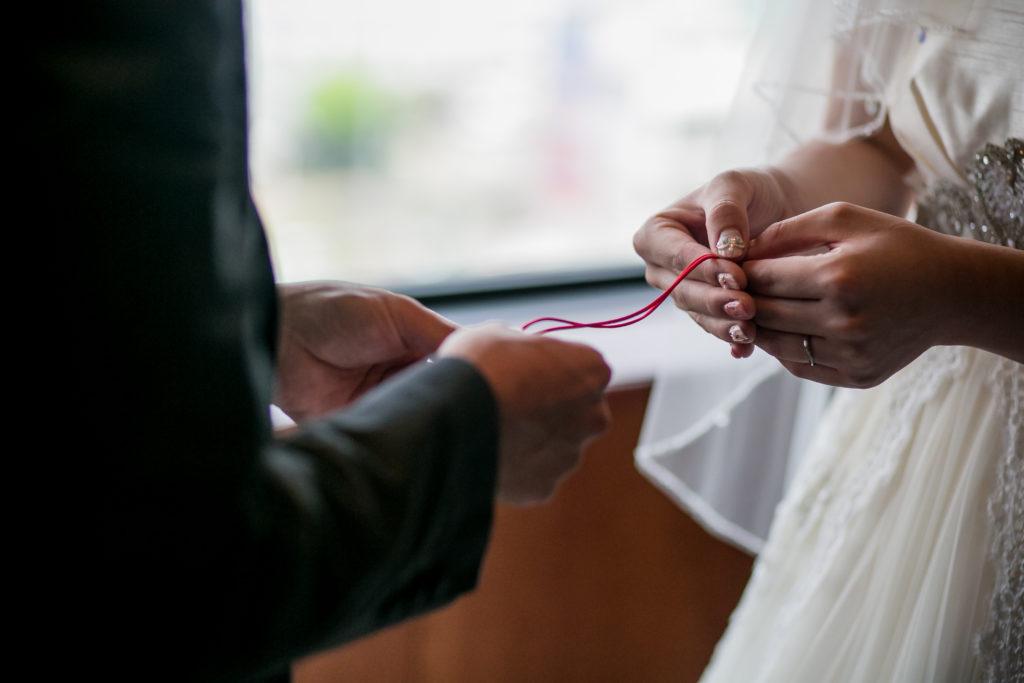和ごころ結婚式 いとむすび ウェディングドレス 和装