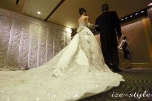 結婚式 披露宴 ドレス 白無垢 花嫁衣装 ホテルウェディング